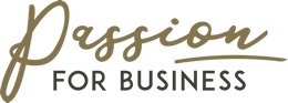 Passion for Business Logo